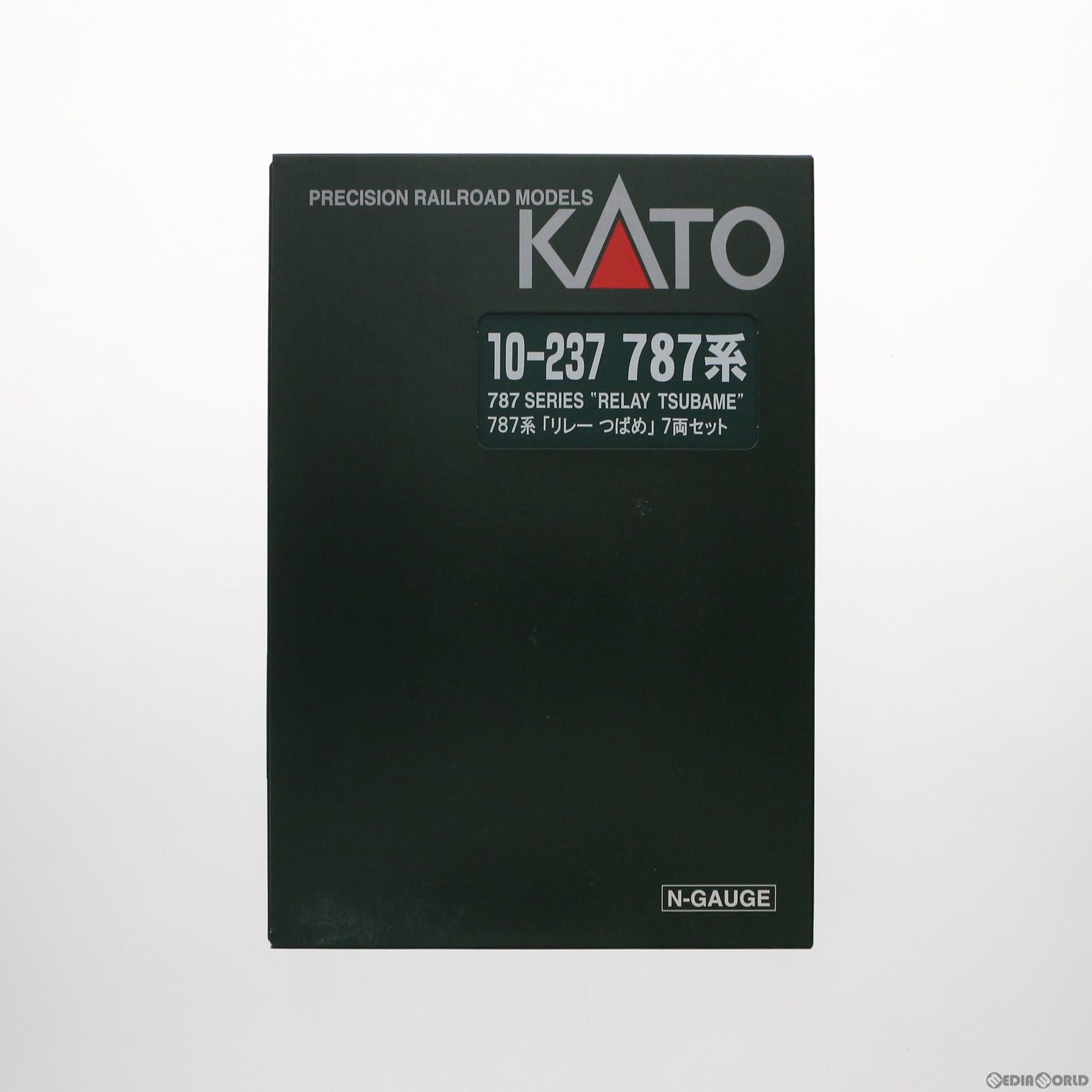 【中古】[RWM]10-237 787系「リレーつばめ」 7両セット Nゲージ 鉄道模型 KATO(カトー)(20050407)