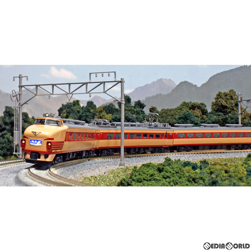 【超特価SALE開催!】 【中古 Nゲージ】[RWM]10-818 489系急行「能登」 5両基本セット 鉄道模型 Nゲージ 鉄道模型 5両基本セット KATO(カトー)(20100331), ナチュラルフード ドッグハウスK9:9e09387c --- canoncity.azurewebsites.net
