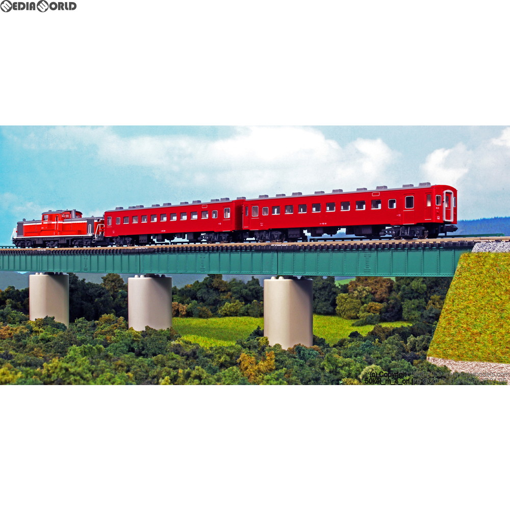 【新品】【O倉庫】[RWM]10-1306 特別企画品 50系51形客車 基本5両セット Nゲージ 鉄道模型 KATO(カトー)(20160203)