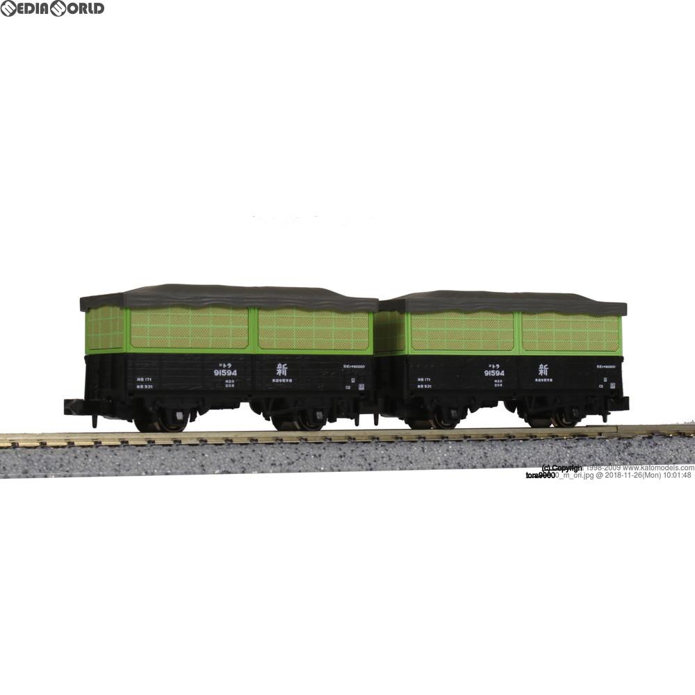【新品】【O倉庫】[RWM]10-1377 トラ90000 8両セット Nゲージ 鉄道模型 KATO(カトー)(20170430)