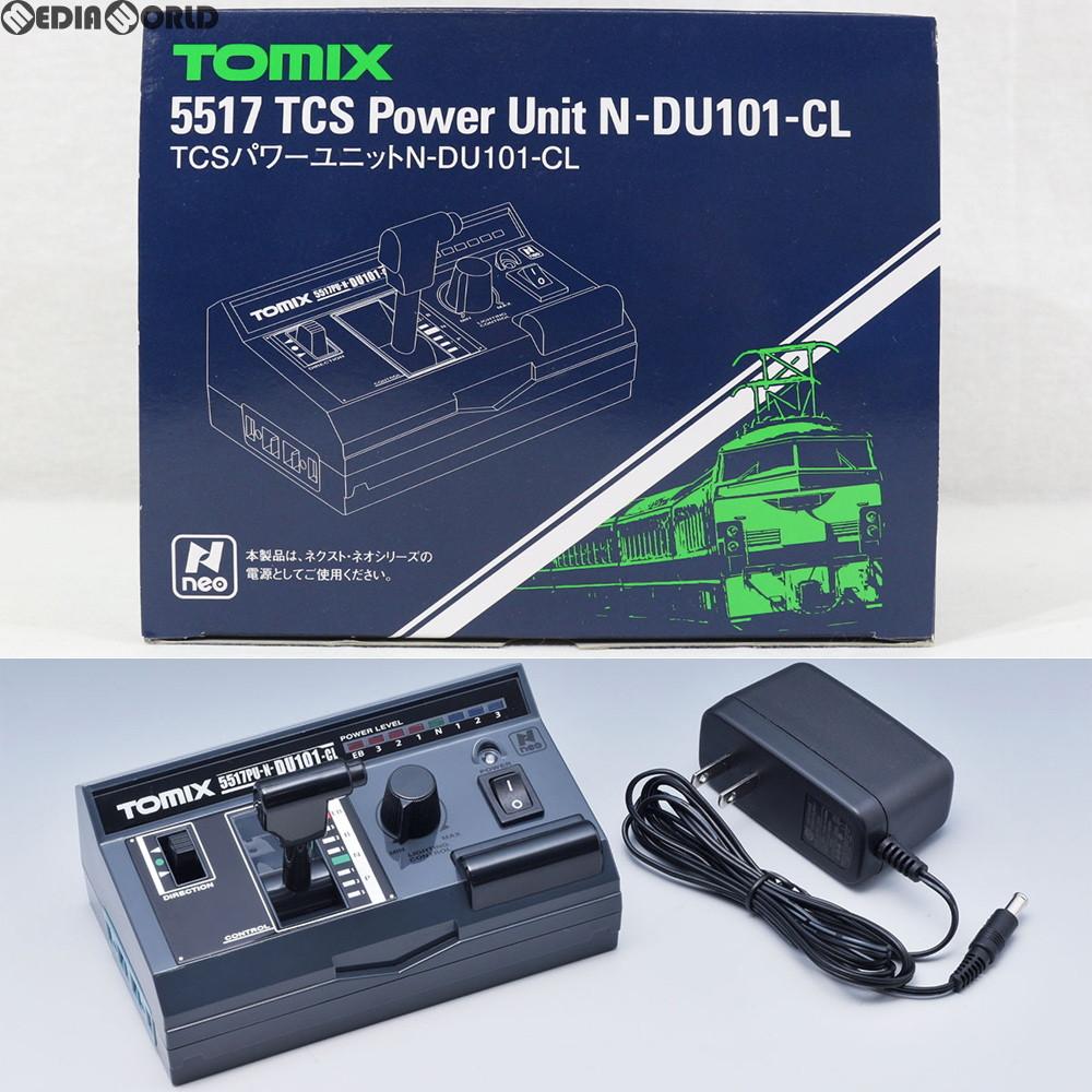 【新品】【O倉庫】[RWM]5517 TCSパワーユニットN-DU101-CL Nゲージ 鉄道模型 TOMIX(トミックス)(20151231)