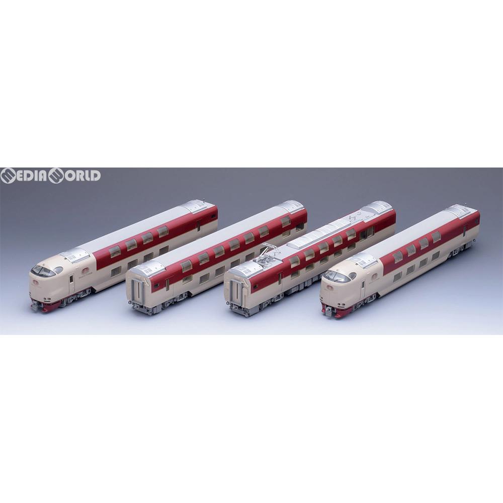 【新品即納】[RWM](再販)HO-9001 JR 285系特急寝台電車(サンライズエクスプレス)基本セットA(4両) HOゲージ 鉄道模型 TOMIX(トミックス)(20190301)