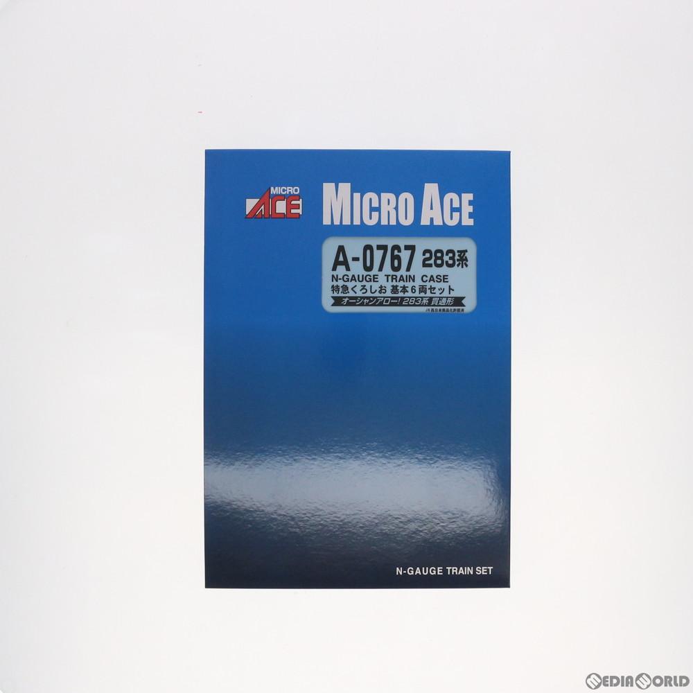 【予約安心発送】[RWM]A0767 283系 特急くろしお 基本6両セット Nゲージ 鉄道模型 MICRO ACE(マイクロエース)(2019年2月)