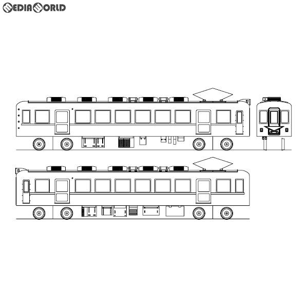 【新品即納】[RWM]近鉄680系キット 特急車仕様2両セット HOゲージ 鉄道模型 Masterpiece(マスターピース)(20181123)