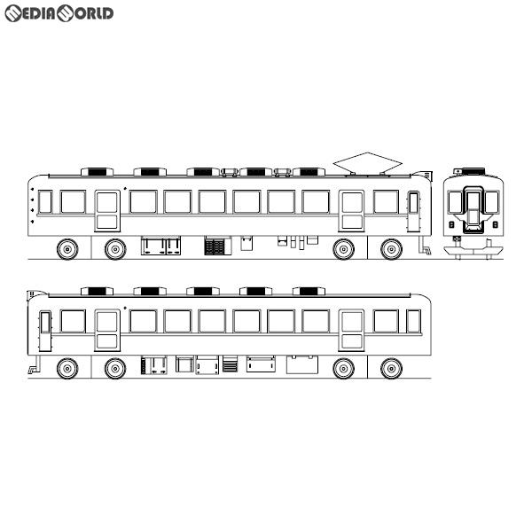 【新品即納】[RWM]近鉄680系キット 一般車仕様2両セット HOゲージ 鉄道模型 Masterpiece(マスターピース)(20181123)