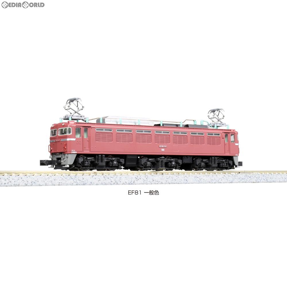 【新品】【O倉庫】[RWM]3066-1 EF81 一般色 Nゲージ 鉄道模型 KATO(カトー)(20190223)