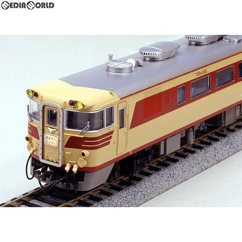【予約安心発送】[RWM]3-509-1 キハ82系 4両基本セット HOゲージ 鉄道模型 KATO(カトー)(2019年3月)