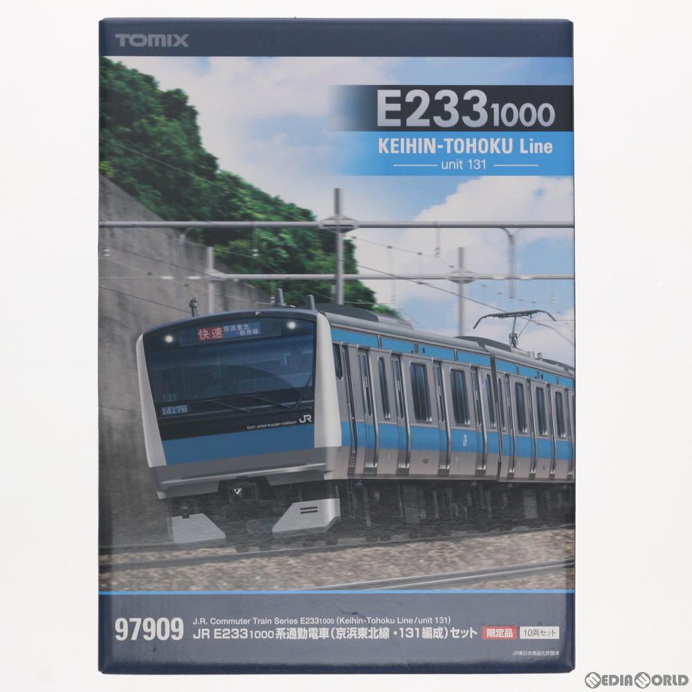 【予約安心発送】[RWM]97909 限定品 JR E233-1000系通勤電車(京浜東北線 限定品 鉄道模型・131編成)セット(10両) Nゲージ JR 鉄道模型 TOMIX(トミックス)(2019年3月), プレミアムジャパン:3437f12a --- pecta.tj