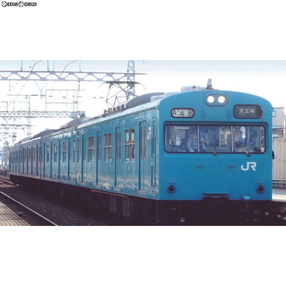 【予約安心発送】[RWM]A0546 103系・西日本更新車・阪和線・スカイブルー 4両セット Nゲージ 鉄道模型 MICRO ACE(マイクロエース)(2019年3月)