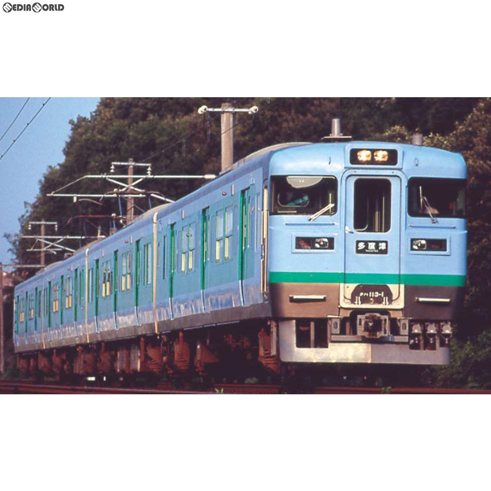 【予約安心発送】[RWM]A2253 113系 四国更新車・ブルー・改良品 4両セット Nゲージ 鉄道模型 MICRO ACE(マイクロエース)(2019年3月)