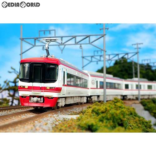 【予約安心発送】[RWM]30807 名鉄1700系(新塗装・1702編成)6両編成セット(動力付き) Nゲージ 鉄道模型 GREENMAX(グリーンマックス)(2019年3月)