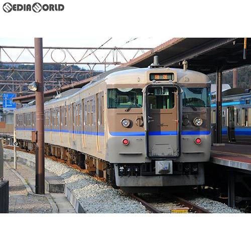 【新品即納】[RWM]30813 JR115系1000番台(30N体質改善車・岡山D編成・更新色) 3両編成セット(動力無し) Nゲージ 鉄道模型 GREENMAX(グリーンマックス)(20190414)