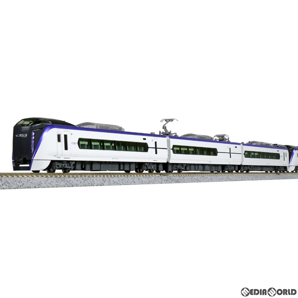 【予約安心発送】[RWM](再販)10-1522 E353系「あずさ・かいじ」 基本セット(4両) Nゲージ 鉄道模型 KATO(カトー)(2020年7月)