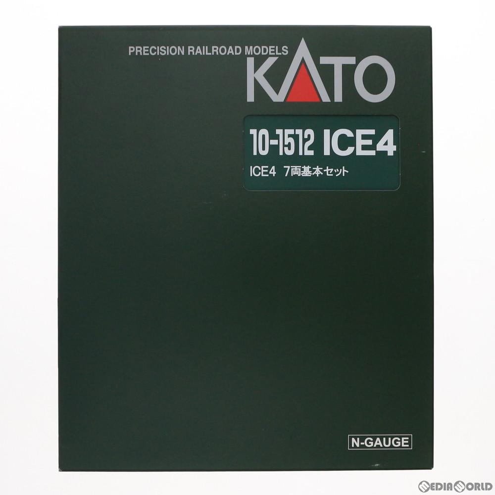 訳あり 【予約安心発送】[RWM]10-1512 ICE4 ICE4 Nゲージ 7両基本セット 7両基本セット Nゲージ 鉄道模型 KATO(カトー)(2019年5月), ショップUQ:5ae1ac3e --- clftranspo.dominiotemporario.com
