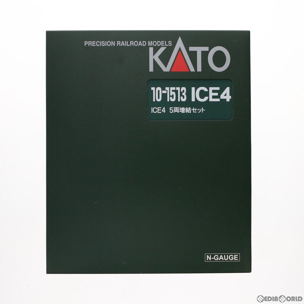 【予約安心発送】[RWM]10-1513 ICE4 5両増結セット Nゲージ 鉄道模型 KATO(カトー)(2019年5月)
