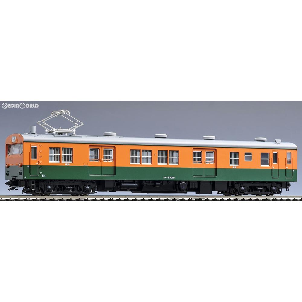 【新品】【O倉庫】[RWM](再販)HO-271 国鉄電車 クモニ83-0形(湘南色)(T) HOゲージ 鉄道模型 TOMIX(トミックス)(20190427)