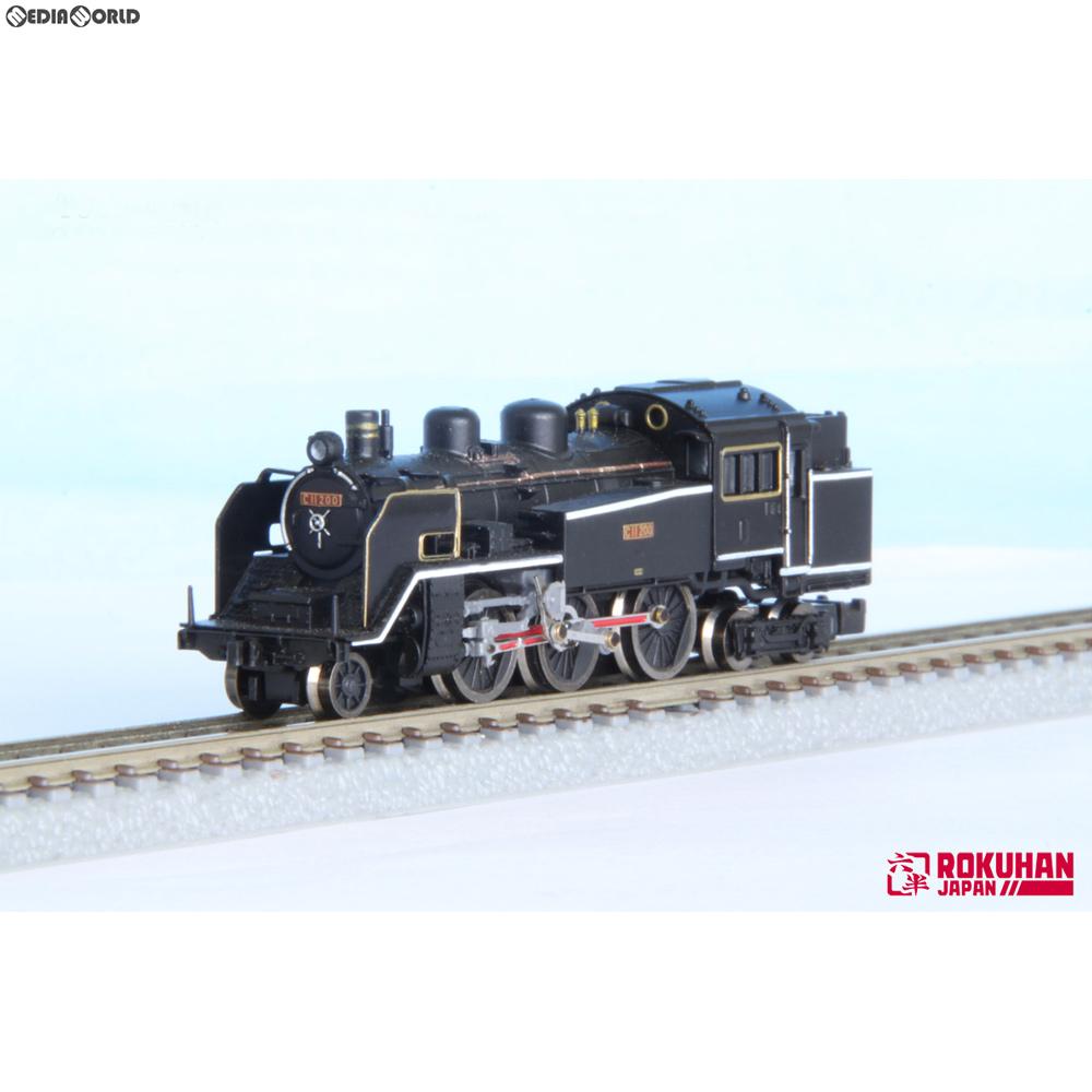 【新品】【お取り寄せ】[RWM](再販)T019-4 国鉄 C11 蒸気機関車 200号機タイプ(動力付き) Zゲージ 鉄道模型 ROKUHAN(ロクハン/六半)(20190731)
