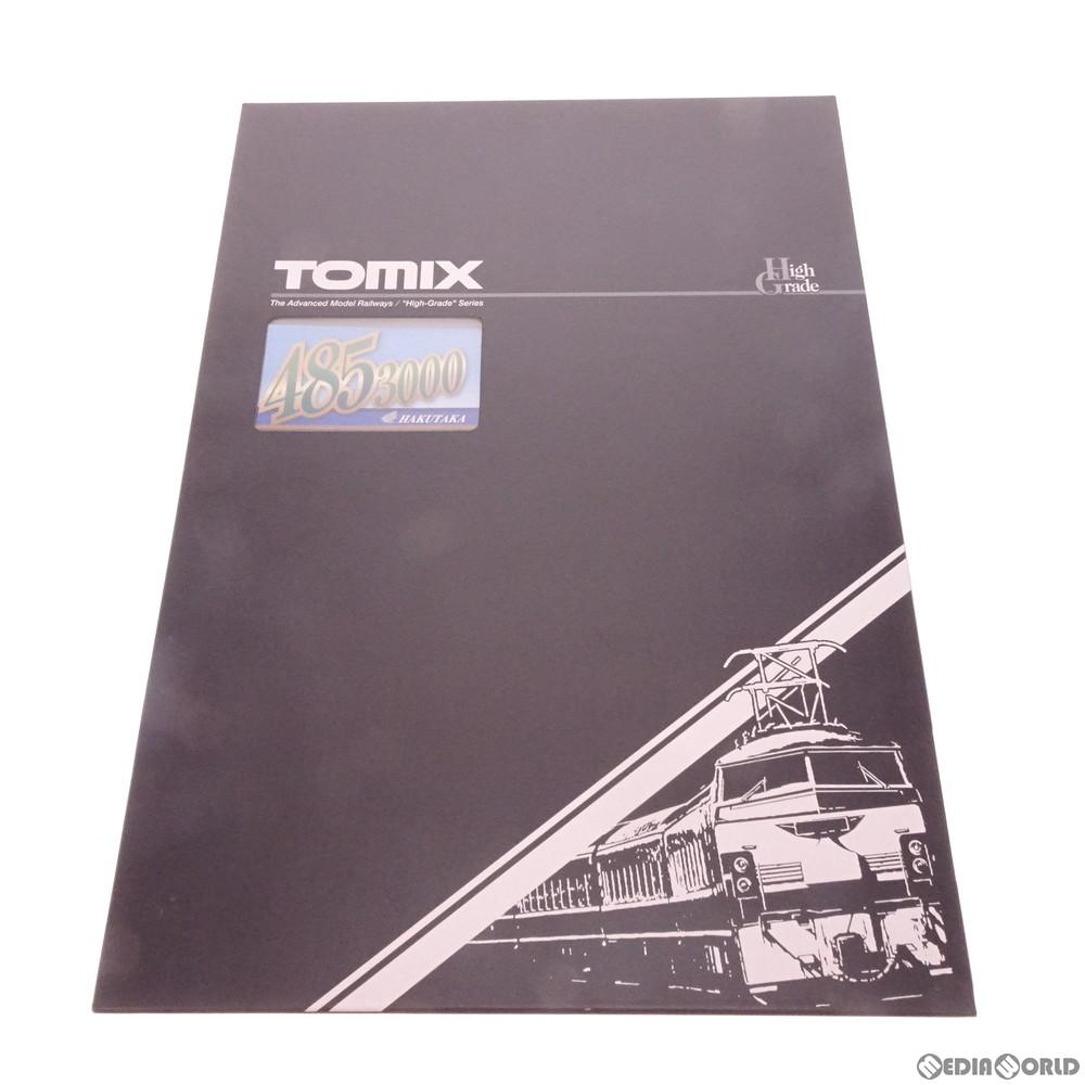 【予約安心発送】[RWM]98337 JR 485-3000系特急電車(はくたか)基本セット(5両) Nゲージ 鉄道模型 TOMIX(トミックス)(2019年8月)