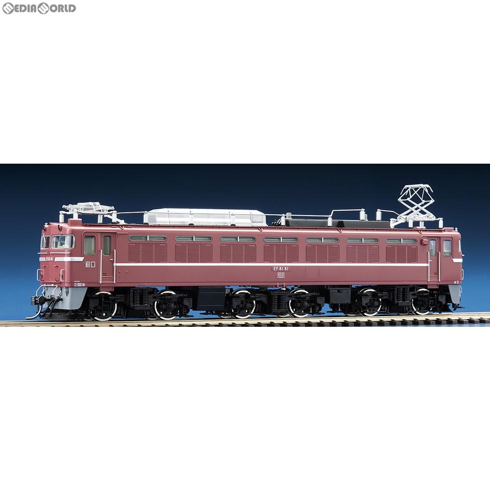 【新品】【O倉庫】[RWM]HO-2506 国鉄 EF81形電気機関車(81号機・お召塗装・プレステージモデル) HOゲージ 鉄道模型 TOMIX(トミックス)(20190727)