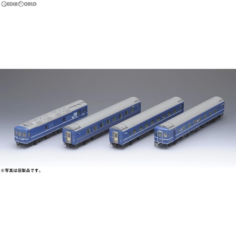 【予約安心発送】[RWM]HO-9044 JR 24系24形特急寝台客車(あけぼの)基本セット(4両) HOゲージ 鉄道模型 TOMIX(トミックス)(2019年8月)