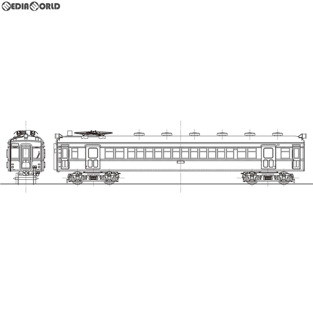 【予約安心発送】[RWM]16番 国鉄 クモハ42 タイプA 車体組立キット HOゲージ 鉄道模型 ワールド工芸(2019年6月)