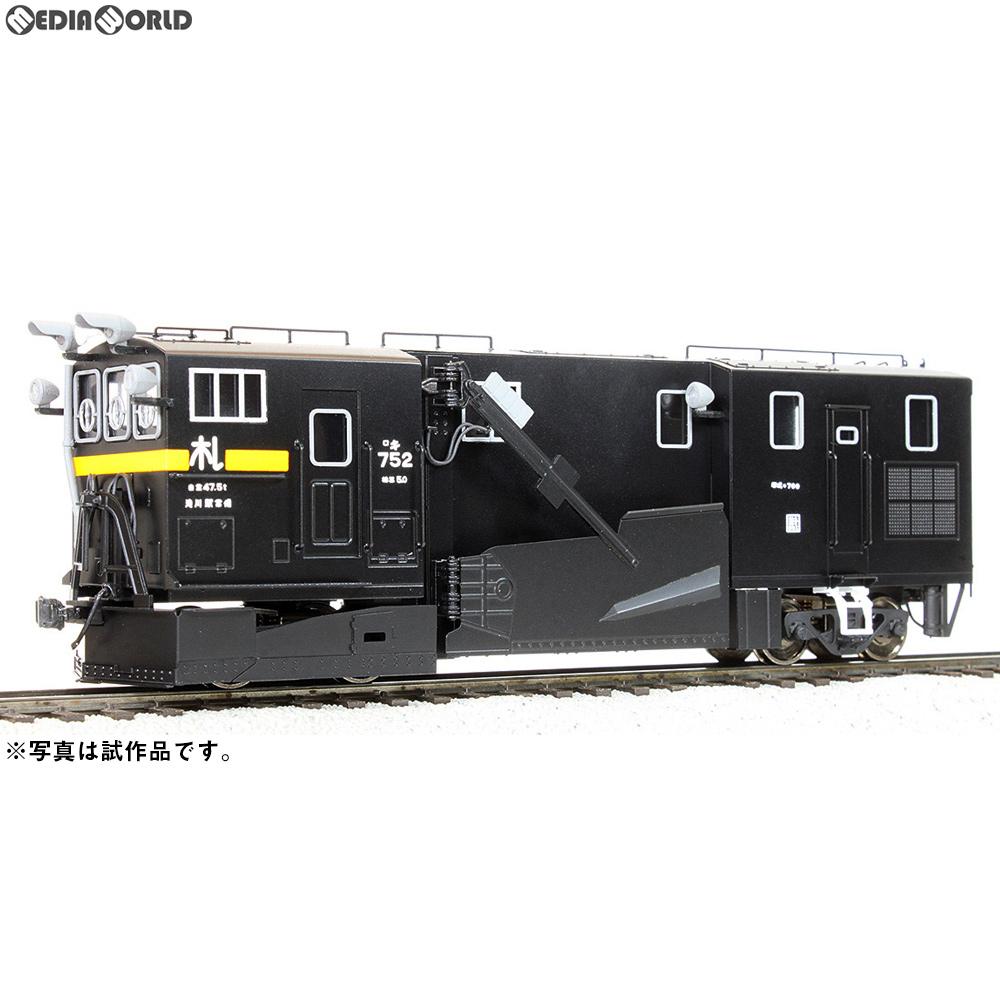 【新品即納】[RWM]国鉄 キ750形 除雪車 組立キット HOゲージ 12mm 鉄道模型 ワールド工芸(20190531)