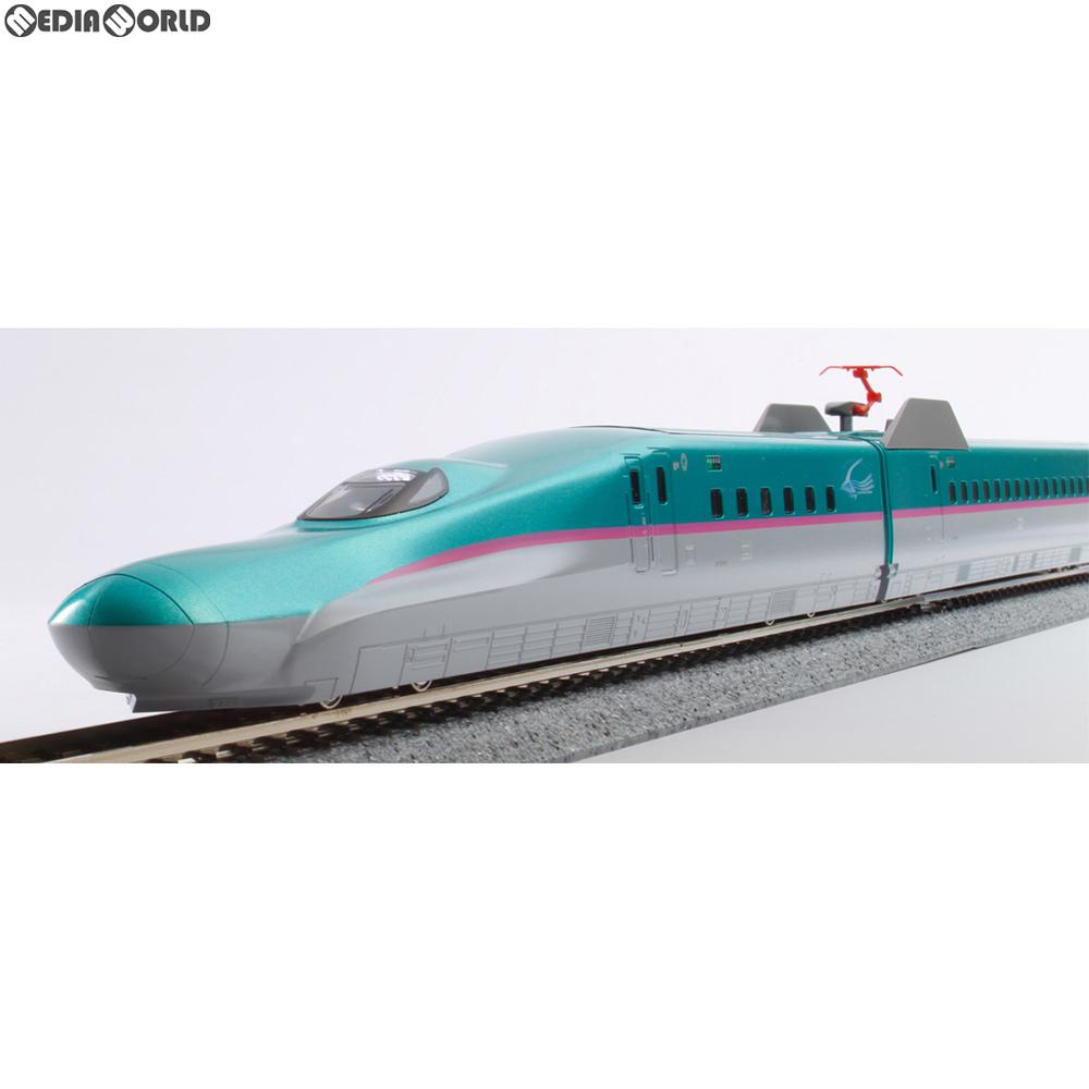 【新品】【O倉庫】[RWM](再販)10-001 スターターセット E5系「はやぶさ」 Nゲージ 鉄道模型 KATO(カトー)(20190905)