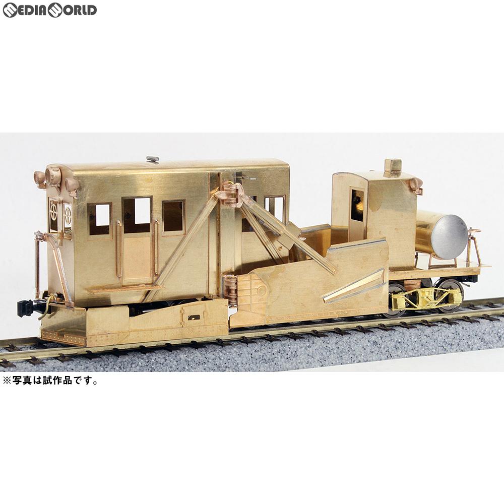 【新品即納】[RWM]16番 国鉄 キ700形 除雪車 組立キット HOゲージ 鉄道模型 ワールド工芸(20190630)