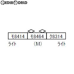 【予約安心発送】[RWM]A3469 近鉄8400系 田原本線 復活塗装 マルーン 3両セット Nゲージ 鉄道模型 MICRO ACE(マイクロエース)(2019年9月)