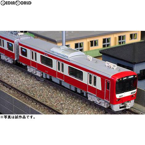 【予約安心発送】[RWM]30839 京急新1000形1800番台(1809編成・SRアンテナ2基搭載) 増結4両編成セット(動力無し) Nゲージ 鉄道模型 GREENMAX(グリーンマックス)(2019年9月)