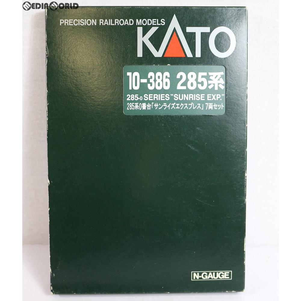 【中古】[RWM]10-386 285系0番台「サンライズエクスプレス」(JR西日本仕様) 7両セット Nゲージ 鉄道模型 KATO(カトー)(20040930)
