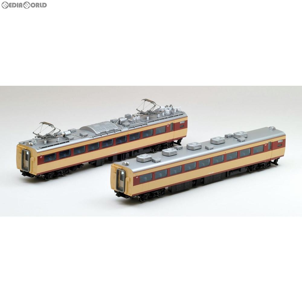 【新品】【O倉庫】[RWM]HO-097 国鉄 485(489)系 特急電車(AU13搭載車) 増結セット(T)(2両) HOゲージ 鉄道模型 TOMIX(トミックス)(20130831)
