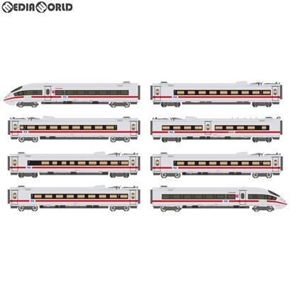 【予約安心発送】[RWM]HN2417 NS(オランダ鉄道) ICE3 Class406 8両セット Nゲージ 鉄道模型 ポポンデッタ/ARNOLD(アーノルト)(2019年11月)