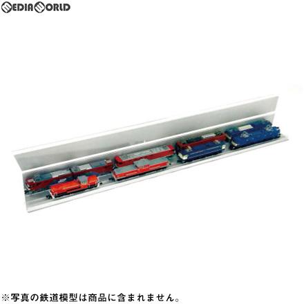 【新品即納】[RWM]TKS-0600 memory's(メモリーズ) アルミ製 鉄道模型車両展示ケース(L-0600) Nゲージ・HOゲージ 鉄道模型 ポポプロ/ポポンデッタ(20190630)