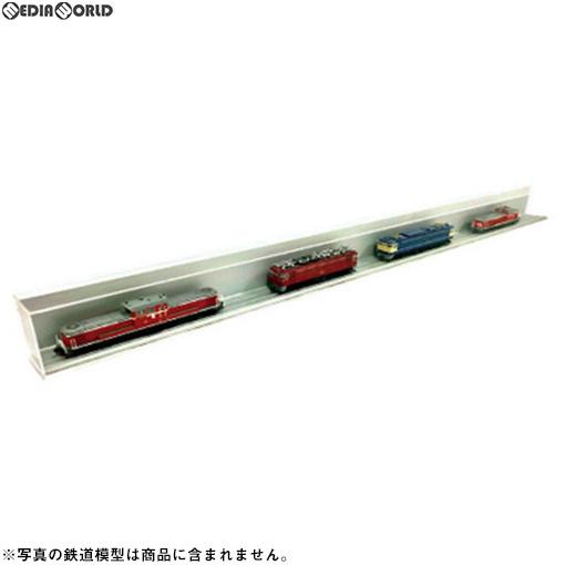 【新品即納】[RWM]TKS-1200 memory's(メモリーズ) アルミ製 鉄道模型車両展示ケース(L-1200) Nゲージ・HOゲージ 鉄道模型 ポポプロ/ポポンデッタ(20190630)