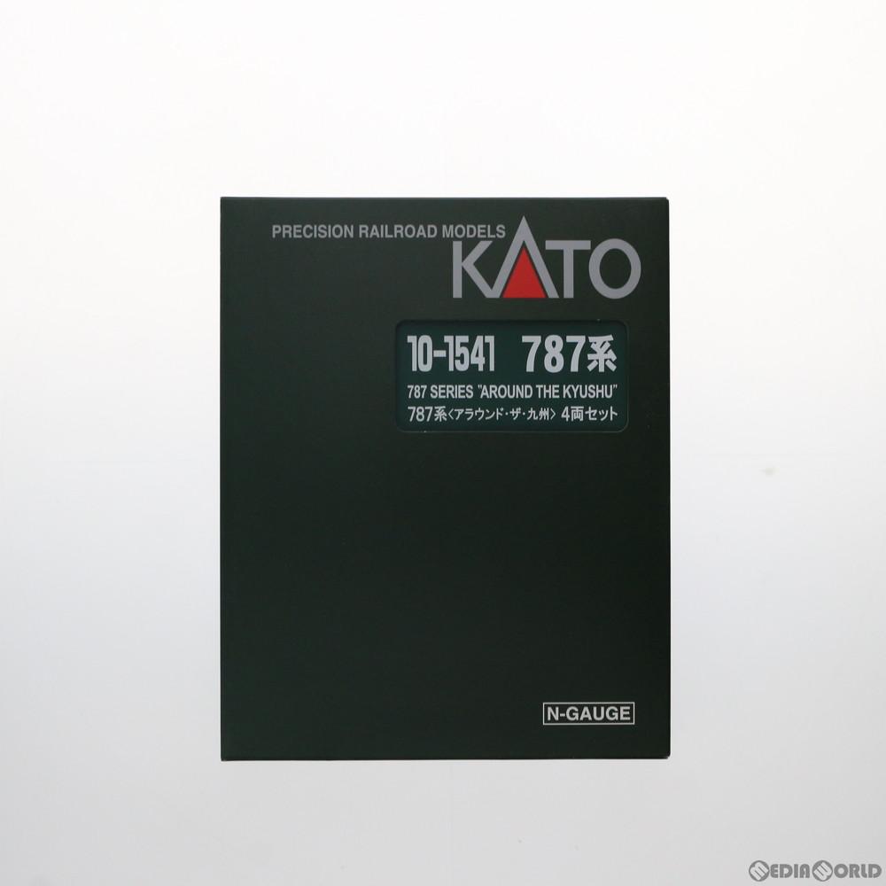 【新品即納】[RWM]10-1541 787系「アラウンド・ザ・九州」 4両セット Nゲージ 鉄道模型 KATO(カトー)(20191031)