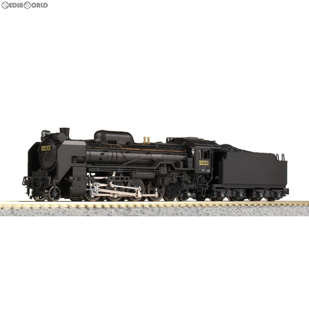【予約安心発送】[RWM]10-032 スターターセット D51 SL列車 Nゲージ 鉄道模型 KATO(カトー)(2019年10月)