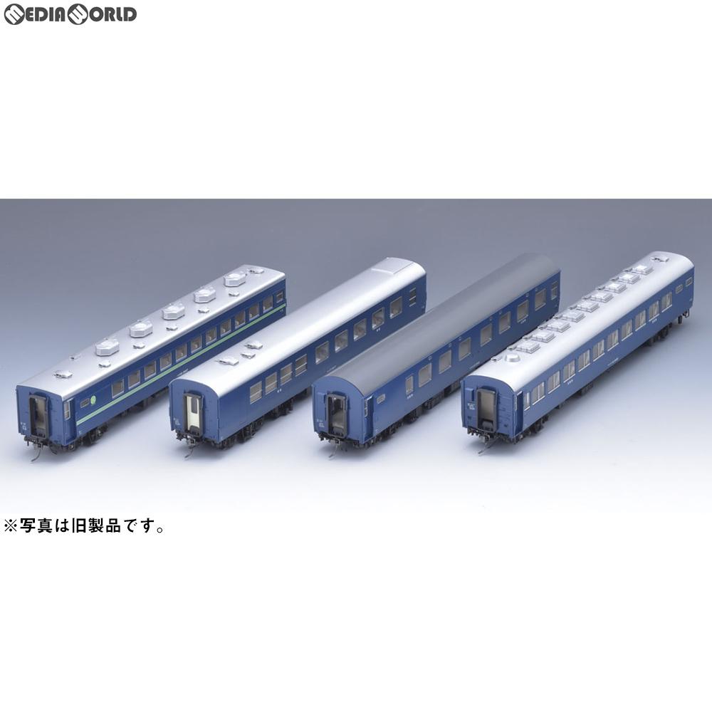 【新品即納】[RWM]HO-9046 国鉄 10系客車(夜行急行列車)セット(4両) HOゲージ 鉄道模型 TOMIX(トミックス)(20191101)