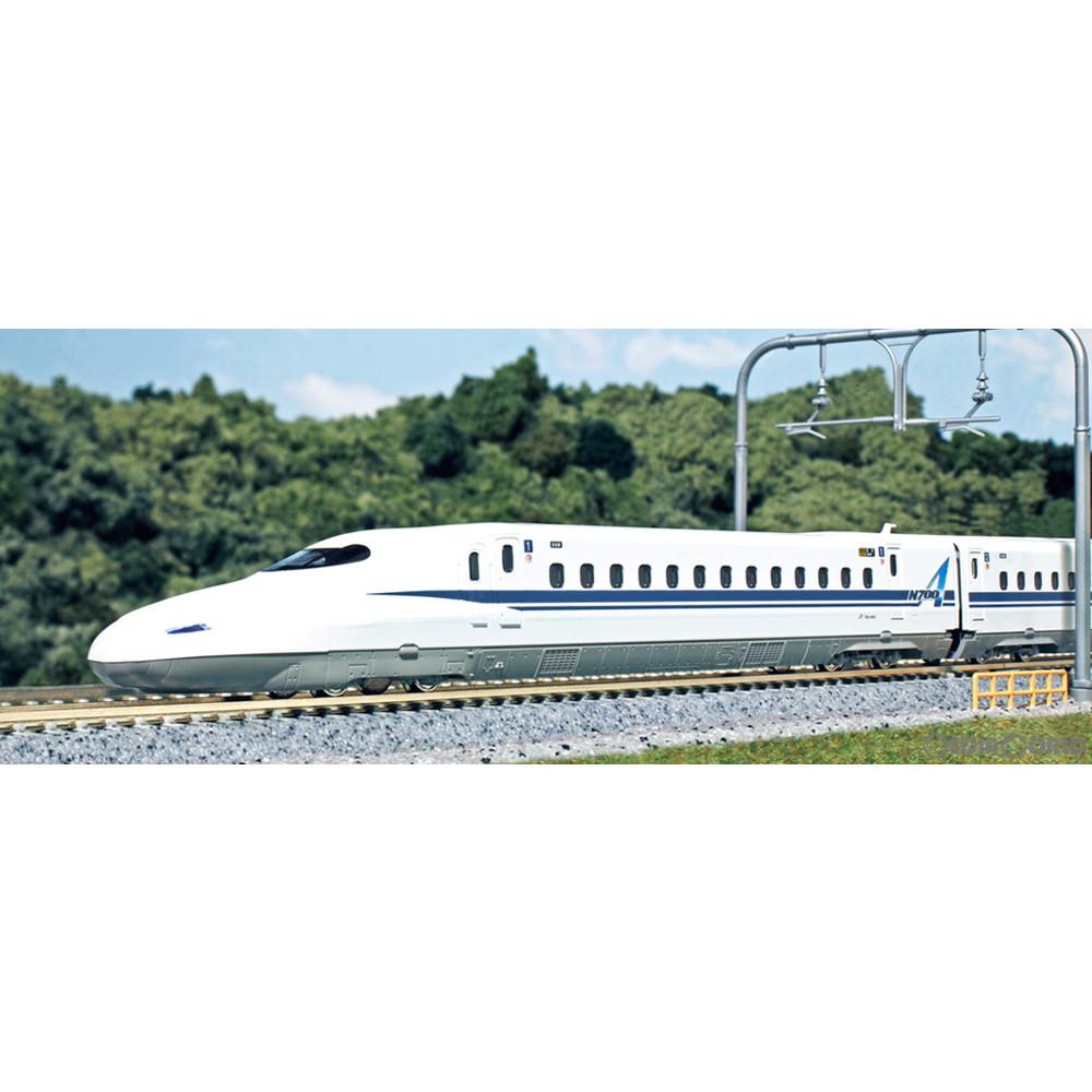 【新品】【O倉庫】[RWM]10-019 スターターセット N700A新幹線 のぞみ Nゲージ 鉄道模型 KATO(カトー)(20191219)