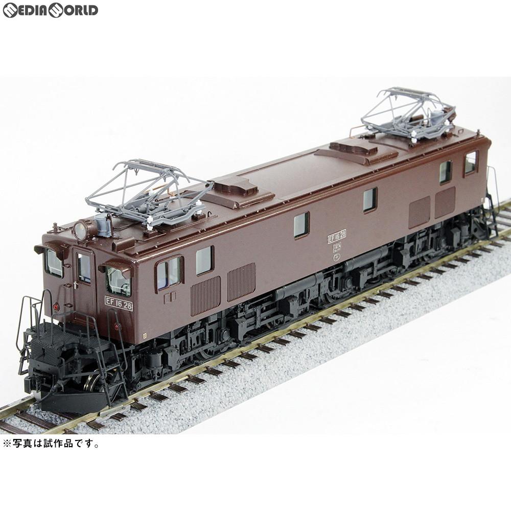 【新品即納】[RWM]【特別企画品】16番 国鉄 EF16 28号機 電気機関車 塗装済完成品 HOゲージ 鉄道模型 ワールド工芸(20191130)