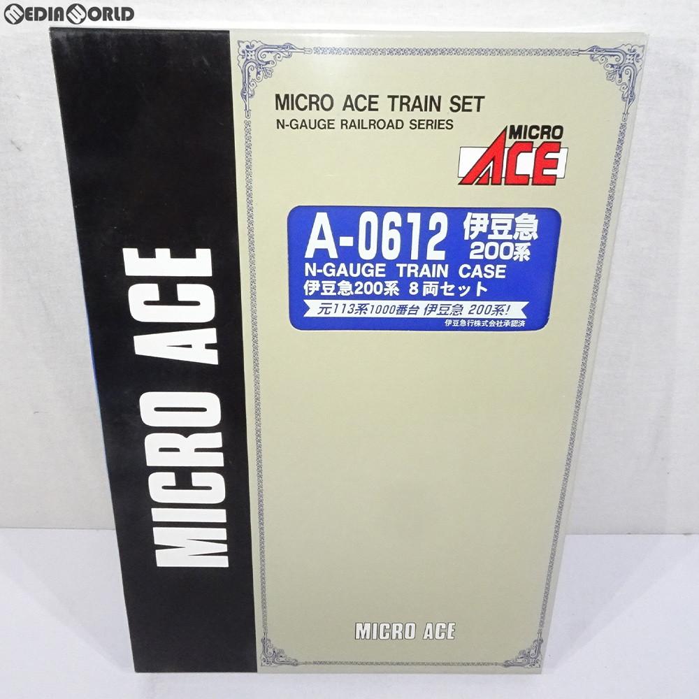 【中古】[RWM]A0612 伊豆急200系 8両セット Nゲージ 鉄道模型 MICRO ACE(マイクロエース)(20050131)