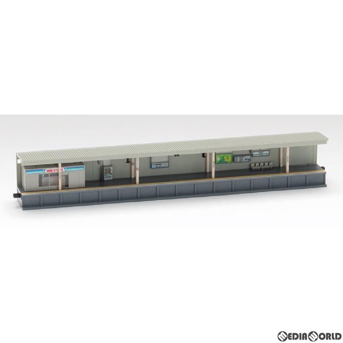 【予約安心発送】[RWM]4287 対向式ホーム(都市型)コンビニエンスストア・照明付延長部 Nゲージ 鉄道模型 TOMIX(トミックス)(2020年4月)