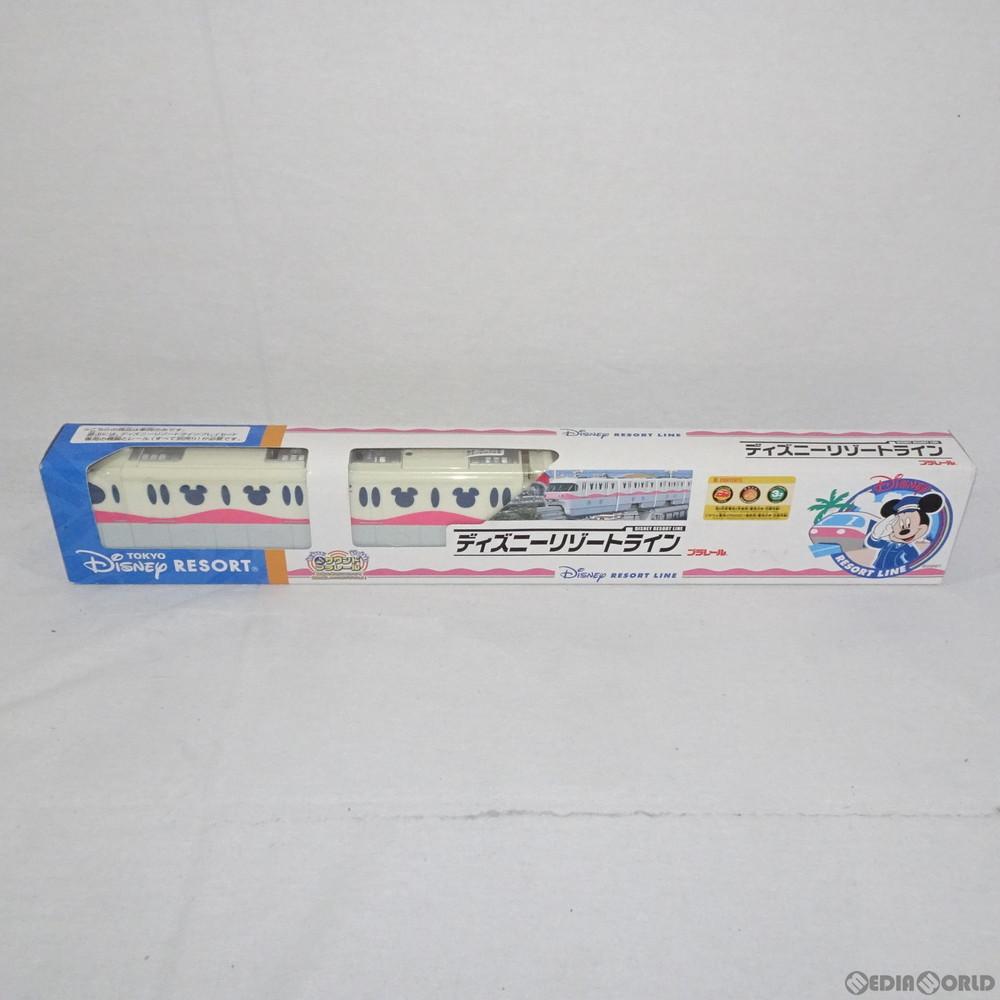 【中古】[RWM]プラレール ディズニーリゾートライン(ピンク) 鉄道模型 東京ディズニーリゾート限定 タカラトミー(20091231)