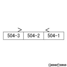 【予約安心発送】[RWM]6009 東武500系「リバティ」 3両増結セット Nゲージ 鉄道模型 ポポンデッタ(2020年8月)