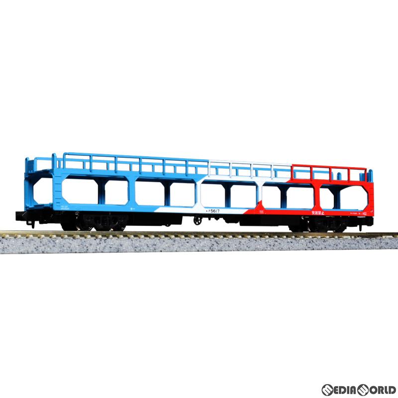 【新品】【お取り寄せ】[RWM]10-1603 ク5000 トリコロールカラー 8両セット(動力無し) Nゲージ 鉄道模型 KATO(カトー)(20200530)