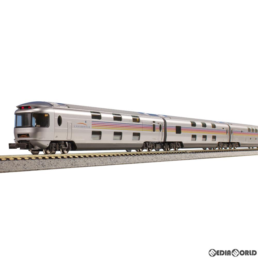 【予約安心発送】[RWM]10-1608 E26系「カシオペア」 6両基本セット Nゲージ 鉄道模型 KATO(カトー)(2020年7月)