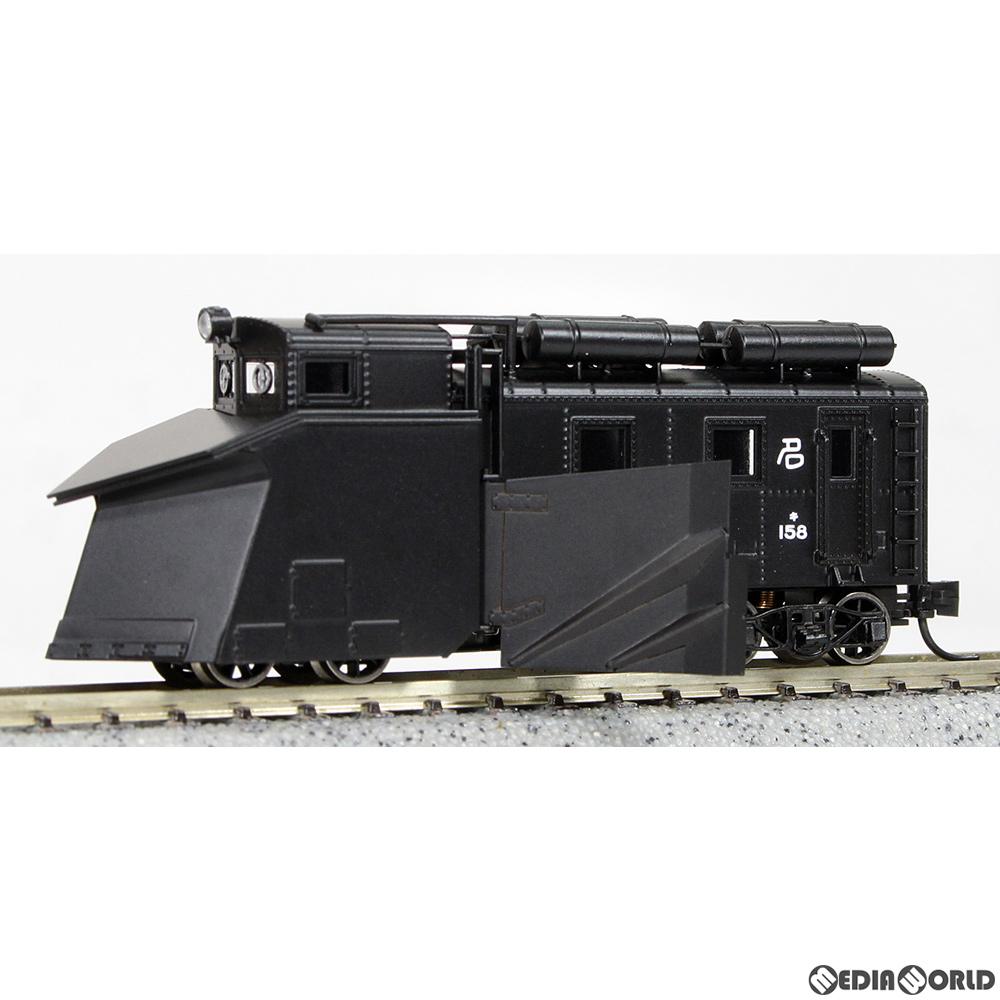 【予約安心発送】[RWM]【特別企画品】国鉄 キ100形 ラッセル車 II 塗装済完成品 リニューアル品 Nゲージ 鉄道模型 ワールド工芸(2020年9月)