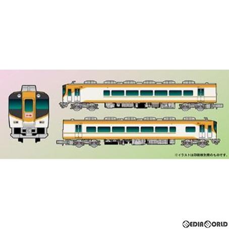 【予約安心発送】[RWM]30860 近鉄16000系(喫煙室付き・新塗装) 増結2両編成セット(動力無し) Nゲージ 鉄道模型 GREENMAX(グリーンマックス)(2020年8月)