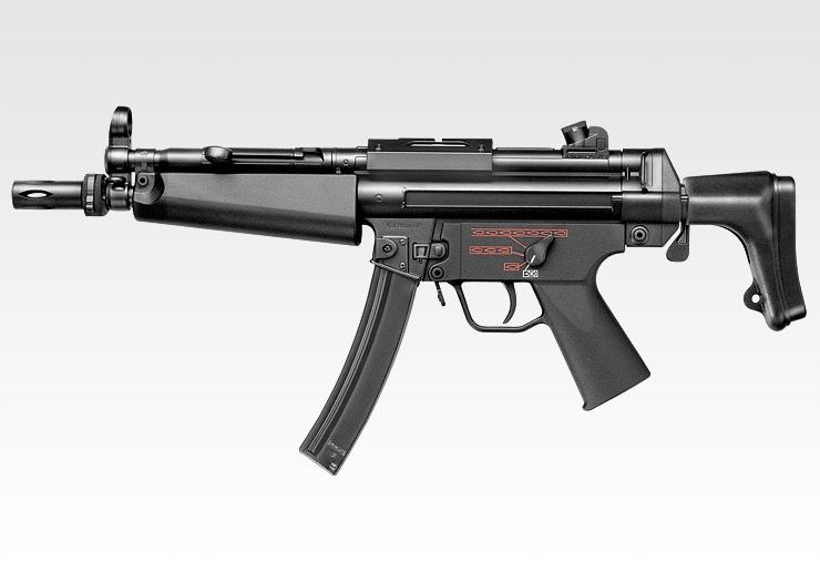【新品】【お取り寄せ】[MIL]東京マルイ スタンダード電動ガン MP5-J (18歳以上専用)(20040731)