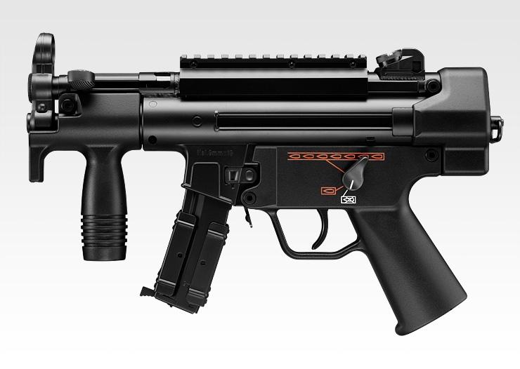 【新品】【O倉庫】[MIL]東京マルイ 電動ガン ハイサイクルカスタム H&K MP5K HC (18歳以上専用)(20121231)